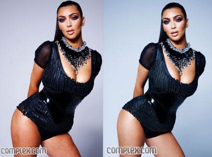 Kim Kardashian, Complex.com