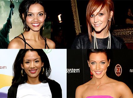 Melrose Place: Jessica Lucas, Ashlee Simpson Wentz, Stephanie Jacobsen, Katie Cassidy