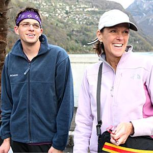 Margie, Luke, The Amazing Race 14