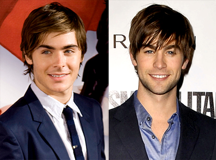 Zac Efron, Chace Crawford