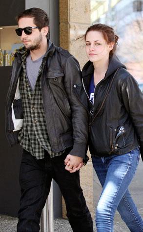 Kristen Stewart, Michael Angarano