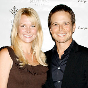Scott Wolf, Kelley Wolf
