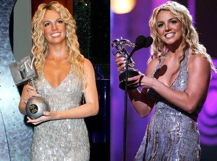Britney Spears, Wax Britney Spears