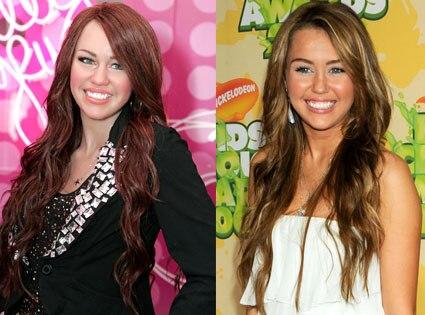 Miley Cyrus, Wax Miley Cyrus