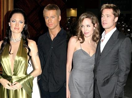 Angelia Jolie, Brad Pitt