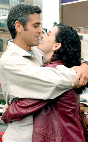 ER, George Clooney, Julianna Marguiles