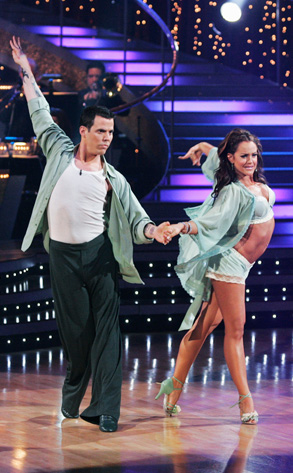 Dancing With The Stars, DWTS, Steve-O, LACEY SCHWIMMER
