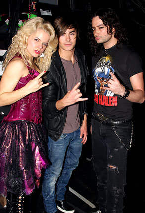 Zac Efron, Rock of Ages