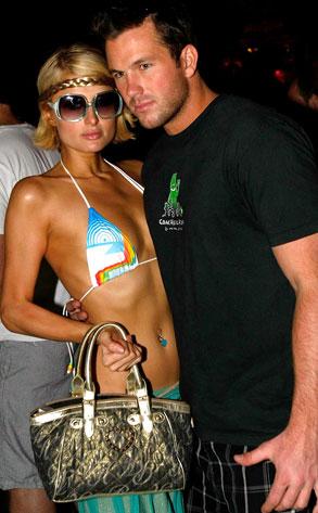Paris Hilton, Doug Reinhardt
