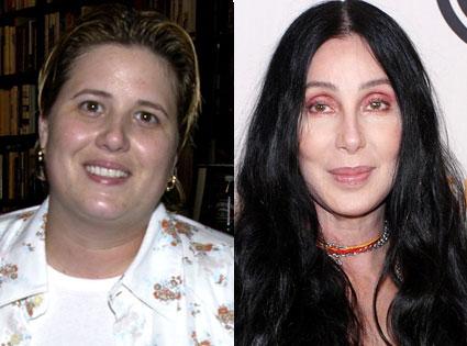Chastity Bono, Cher