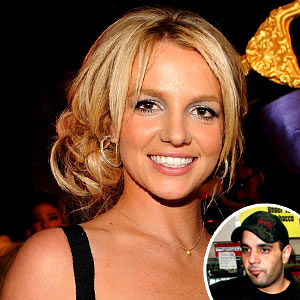 Britney Spears, Sam Lutfi