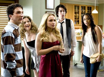 I Love You Beth Cooper, Paul Rust, Lauren Storm, Hayden Panettiere, Jack Carpenter, Lauren London