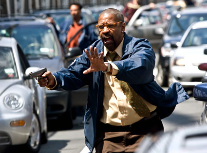 Denzel Washington, The Taking of Pelham One Two Three