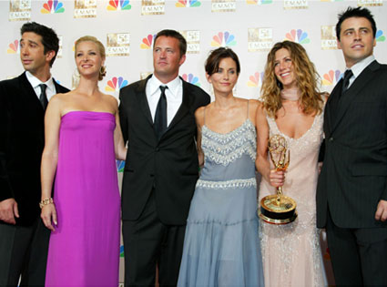 Friends Cast, David Schwimmer, Lisa Kudrow, Courteney Cox, Matthew Perry, Matt LeBlanc, Jennifer Aniston