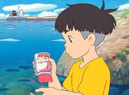 Gake no ue no Ponyo