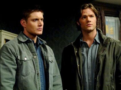 Jensen Ackles, Jared Padalecki, Supernatural