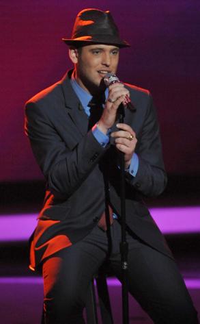 Matt Giraud, American idol