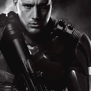 Channing Tatum, G.I. Joe: The Rise of Cobra