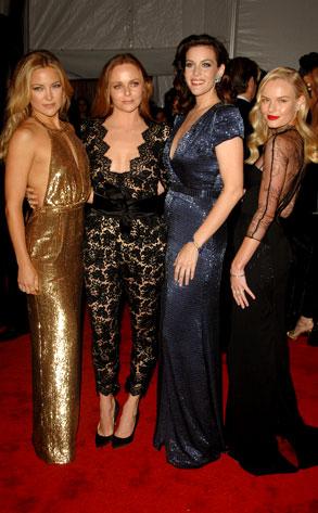 Kate Hudson, Stella McCartney, Liv Tyler, Kate Bosworth
