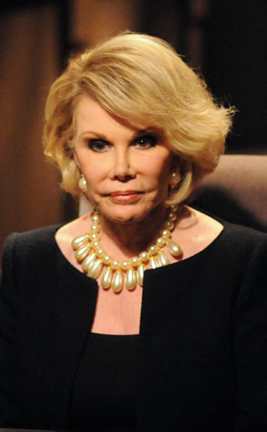 Celebrity Apprentice,  Joan Rivers