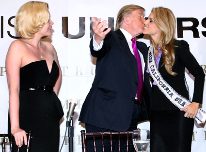 Shanna Moakler, Donald Trump, Carrie Prejean