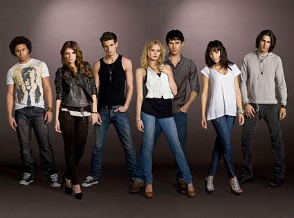 The Beautiful Life Cast