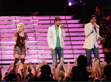Alexis Grace, Jason Mraz, Anoop Desai, American Idol