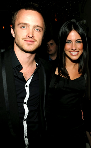 Aaron Paul, Jessica Lowndes