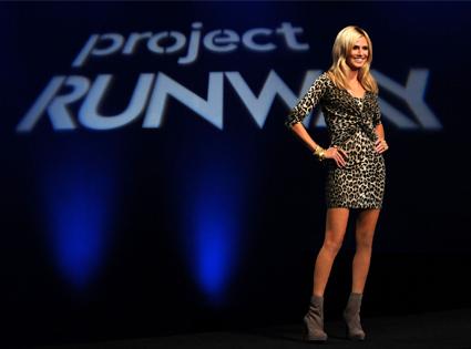 Heidi Klum, Project Runway