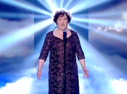 Susan Boyle, Britans got talent