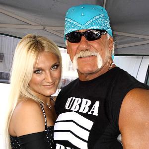 Brooke Hogan, Hulk Hogan