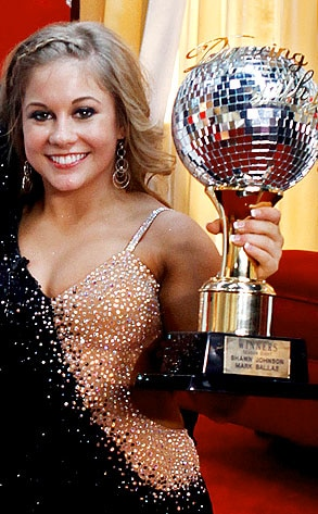 DWTS, Shawn Johnson