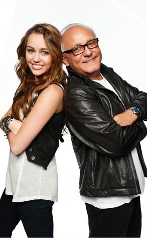 Miley Cyrus, Max Azria