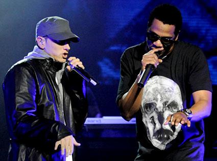 Eminem, Jay- Z