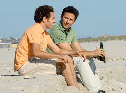 Mark Feurstein, Paulo Costanzo, Royal Pains