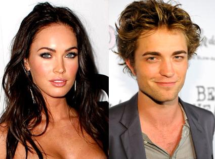 Megan Fox, Robert Pattinson
