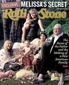 Melissa Etheridge, Rolling Stone Magazine
