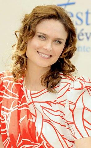 Emily Deschanel, Monte Carlo TV Fest