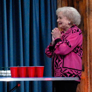 Late show, Jimmy Fallon, Betty White