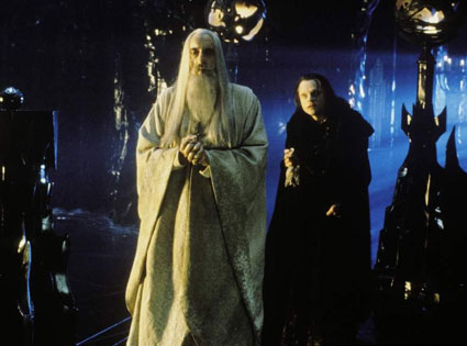 Lord of the Rings, Christopher Lee