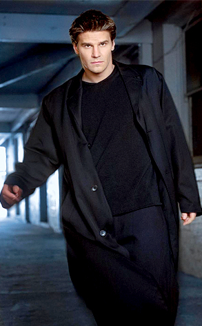 Buffy the Vampire Slayer, David Boreanaz