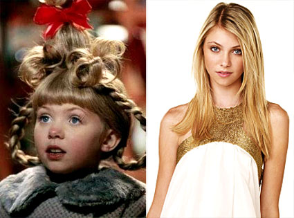 taylor momsen how the grinch stole christmas gossip girl - Taylor Momsen How The Grinch Stole Christmas