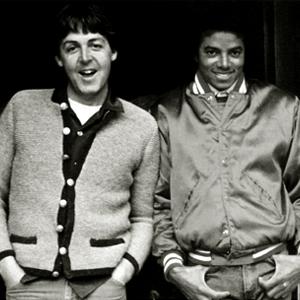 Paul McCartney, Michael Jackson