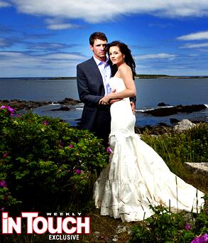 Kara DioGuardi, Mike McCuddy, InTouch Weekly