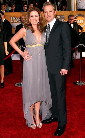 Jenna Fischer, Lee Kirk