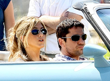 Jennifer Aniston, Gerard Butler