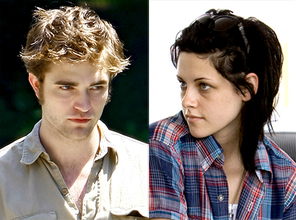 Robert Pattinson, Kristen Stewart