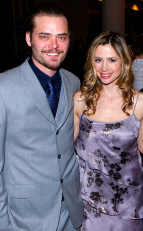 Mira Sorvino, Christopher Backus