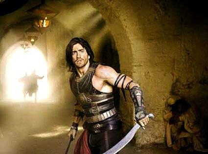 Jake Gyllenhaal, Prince of Persia, EW First Look