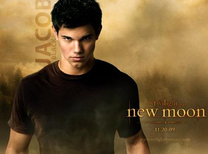 Taylor Lautner, New Moon